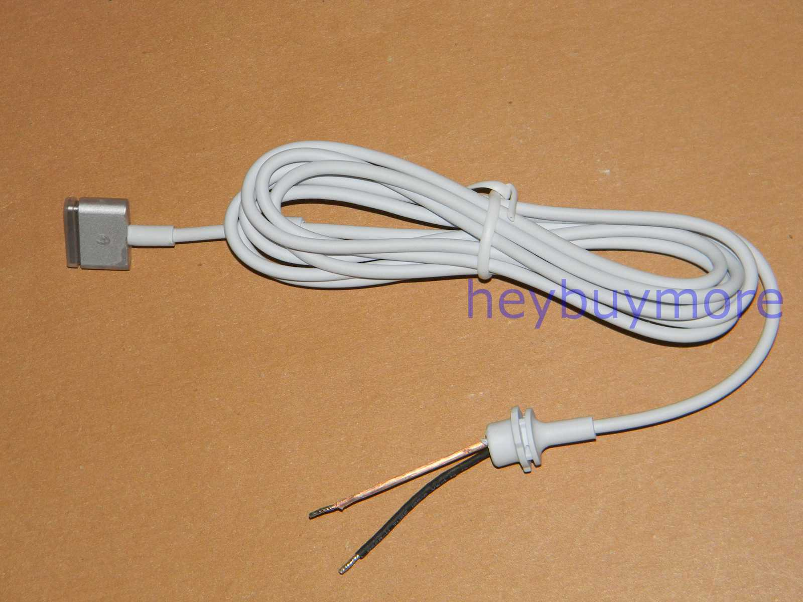 85w a1424 ac power adapter dc repair cord cable f macbook pro 15 a1398 retina ebay. Black Bedroom Furniture Sets. Home Design Ideas